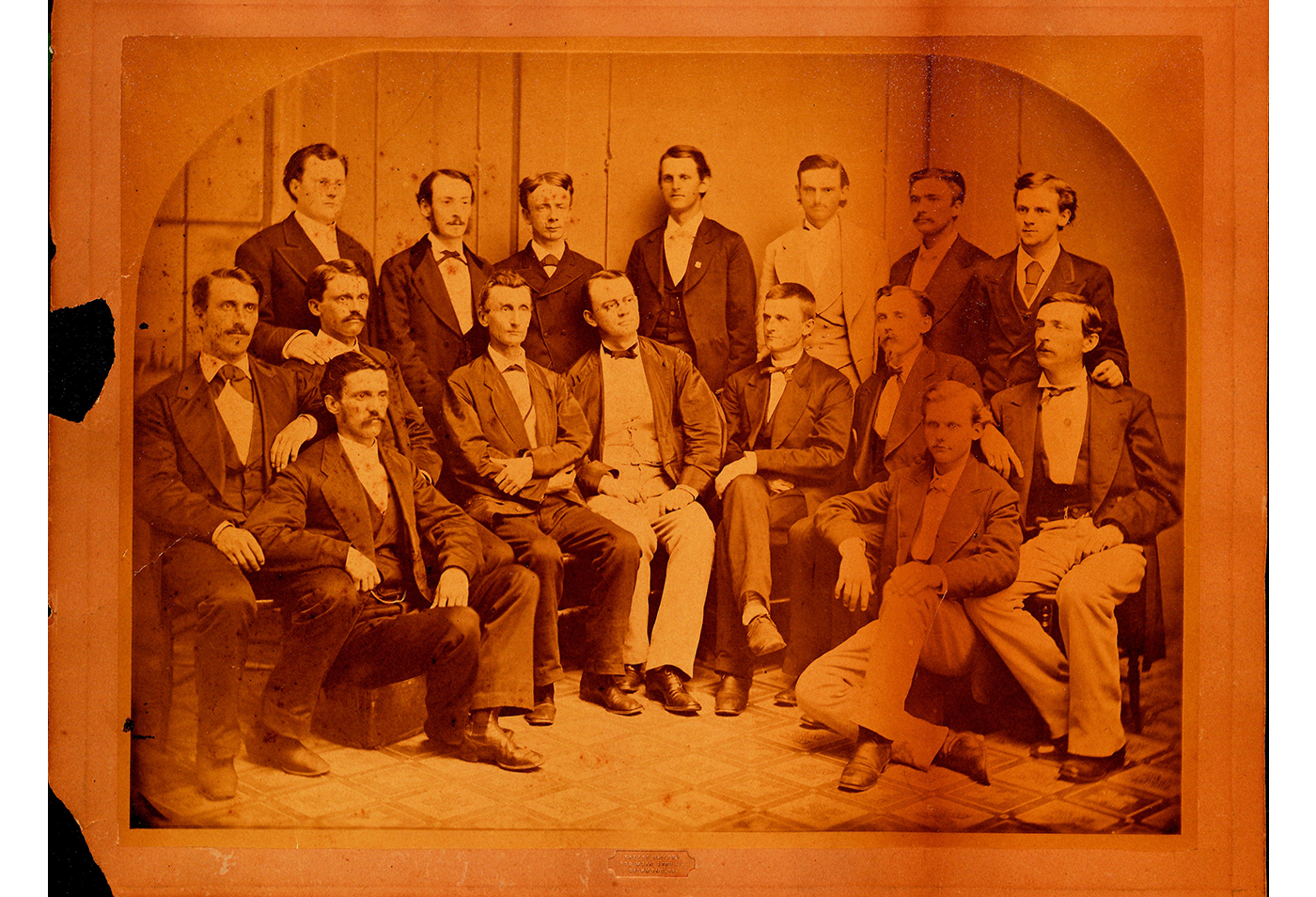 Class in 1870s