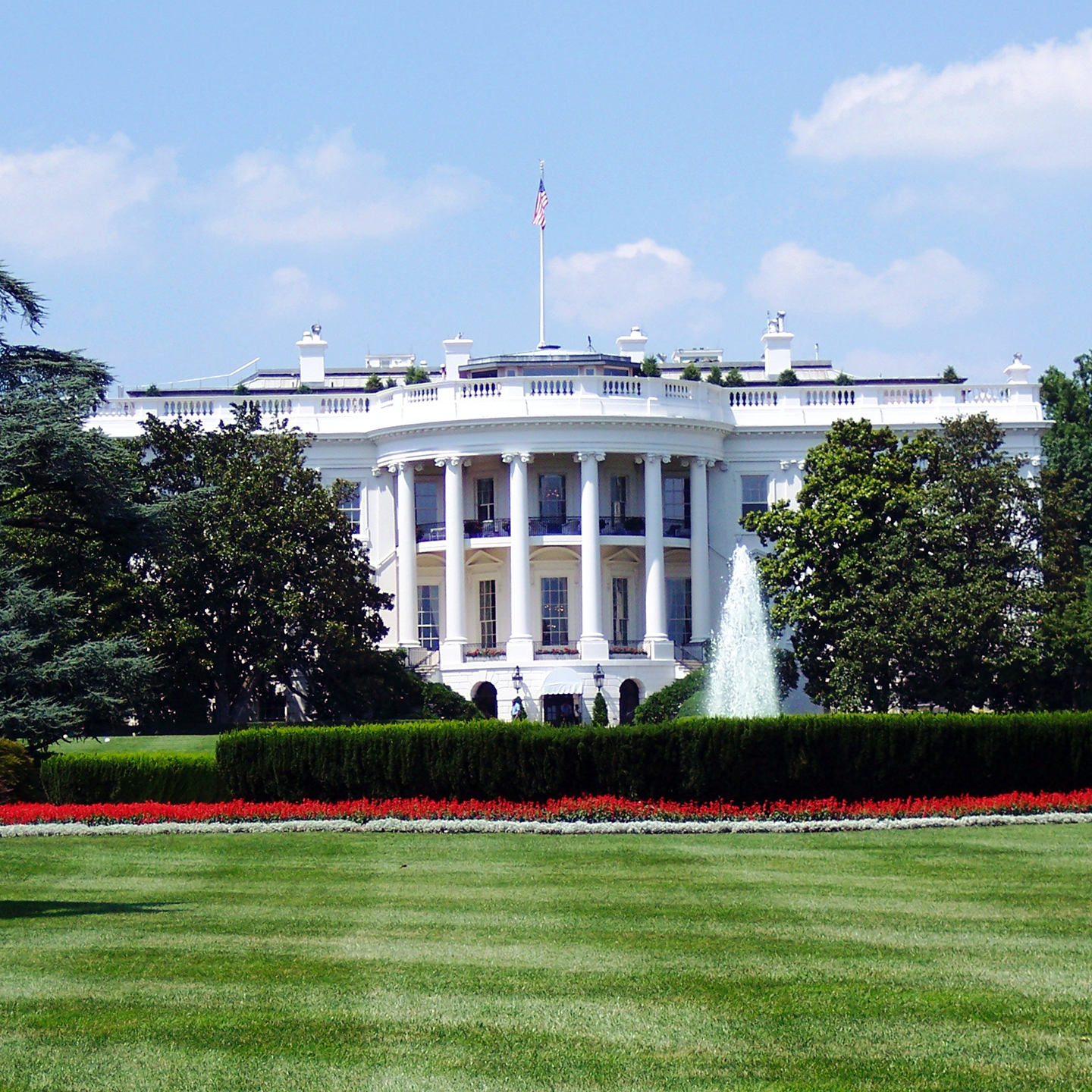 White House in D.C.