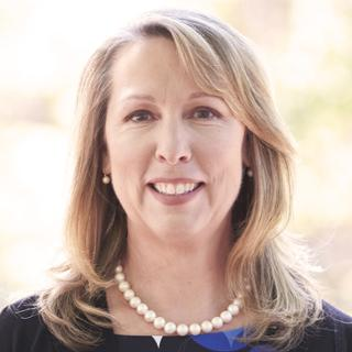 Headshot of Tina Hallock