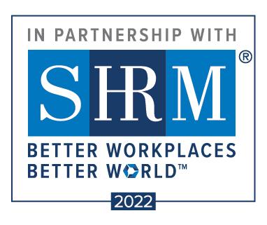 SHRM partner logo 2021