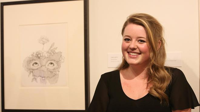 Isabel Moffly, '15