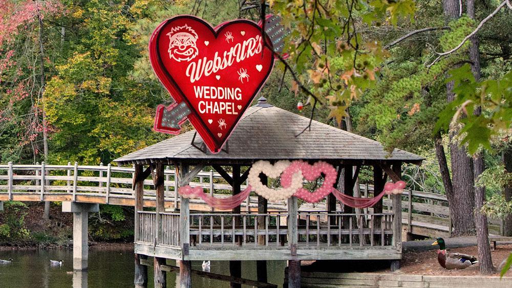Ur Completes Construction On Webstur S Wedding Chapel