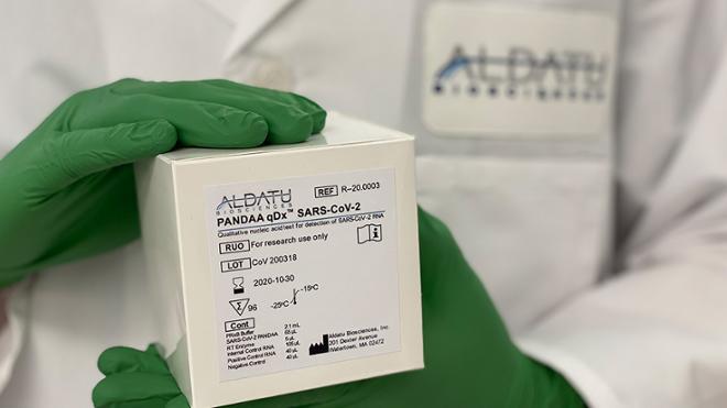 UR alum creates a rapid coronavirus test