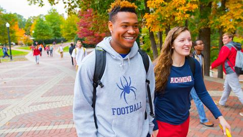 Where Is Life University >> University Of Richmond Recognized By Princeton Review As The 3 Best