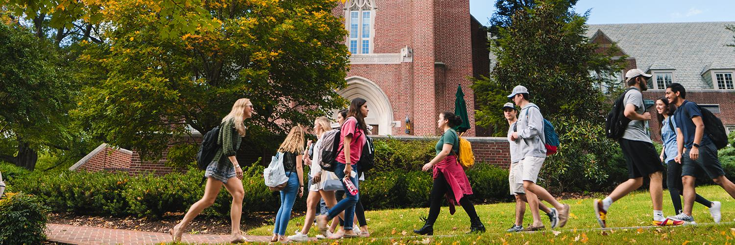UR ranks #53 on Wall Street Journal's list of top colleges