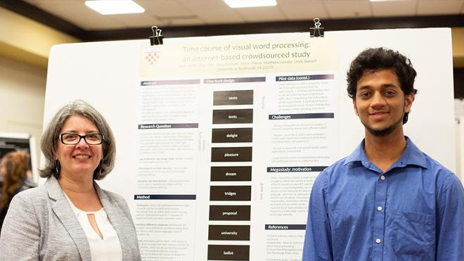 Leading the way for more student research opportunities