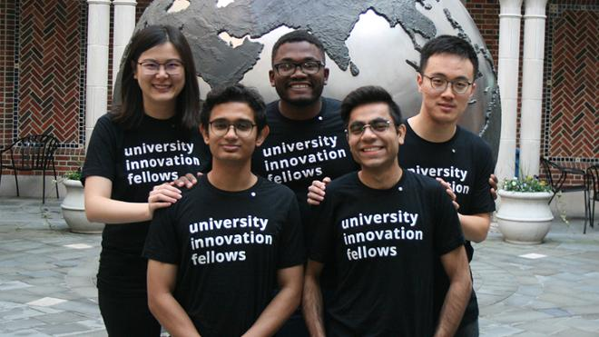 Five UR students join global network of Campus Change Makers