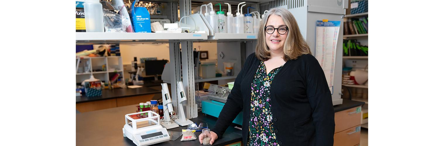 Biology professor awarded Fulbright for teaching and research on soil ecology in Namibia