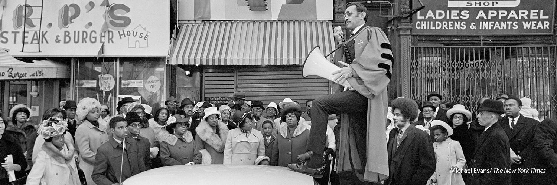 Wyatt Tee Walker and the Politics of Black Religion