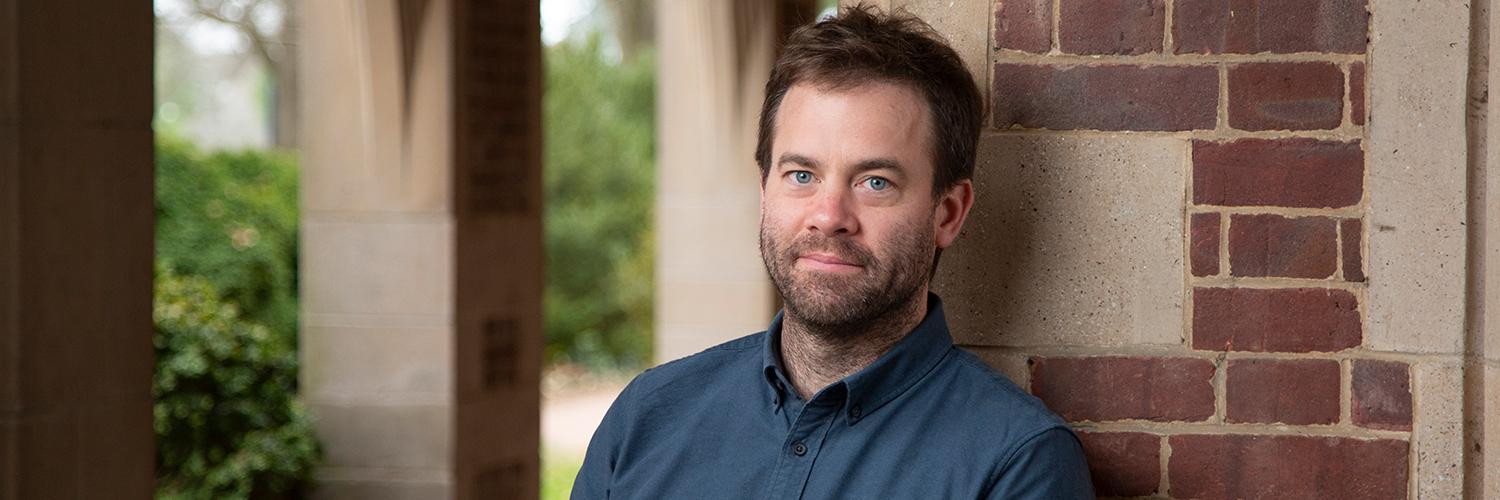 Professor awarded fellowship for research on historical linguistics