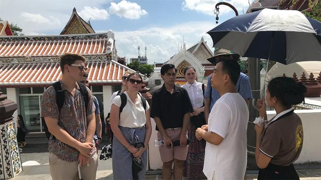 EnCompass Study Abroad in South East Asia