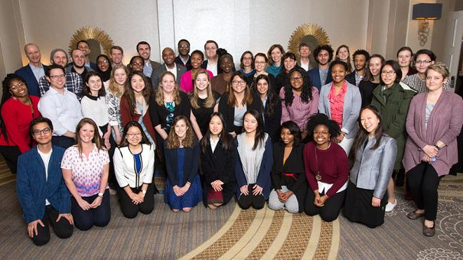 A&S alums collaborate with undergrads on career prep