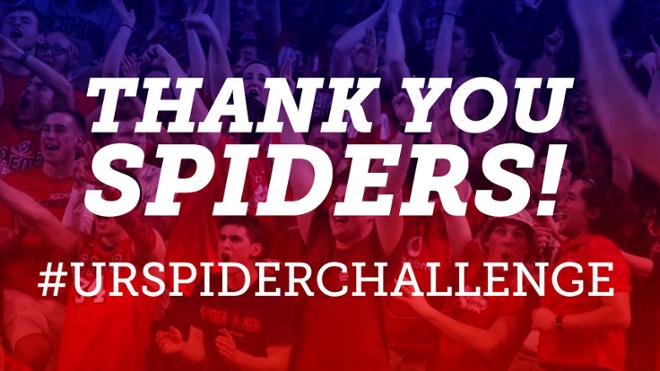 Alumni around the globe answer the Spider Challenge
