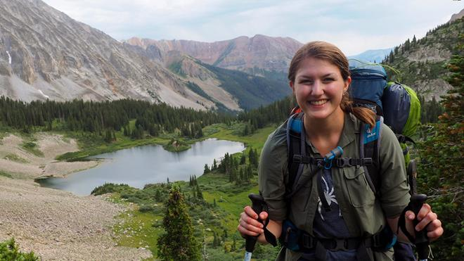 Field research around the world sparks senior's path