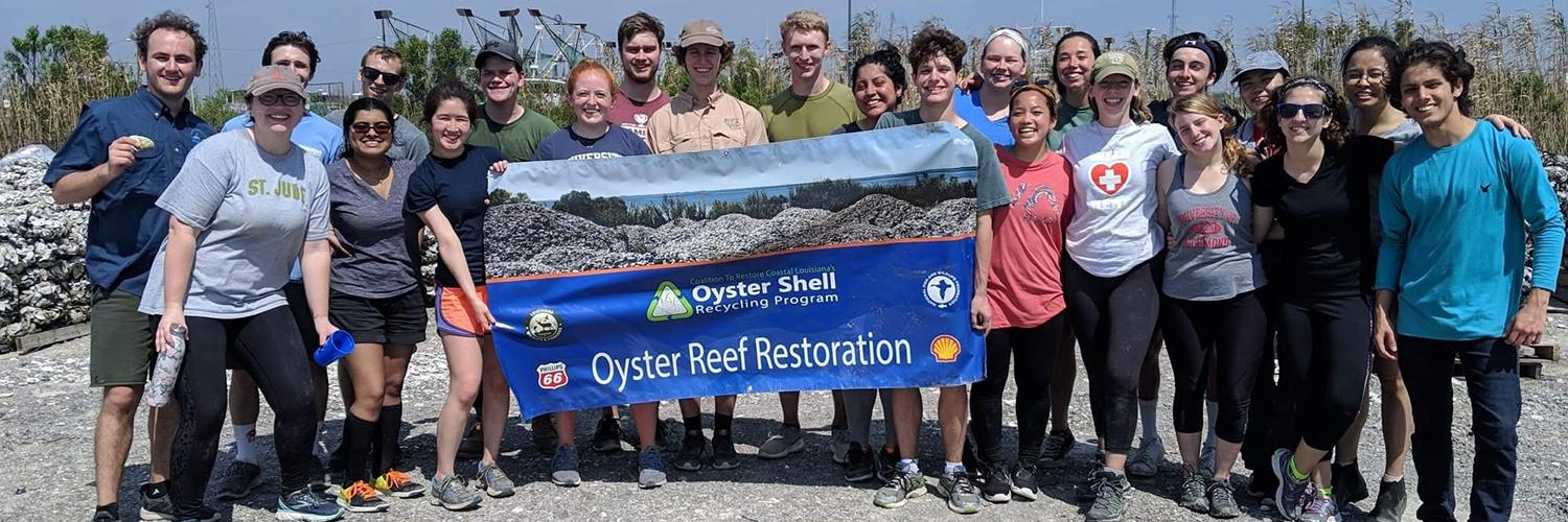Motivated students spend Spring Break expanding environmental research