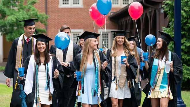 Alumni network grows with impressive new grads