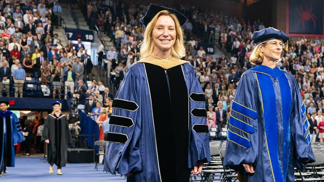 Innovative b-school dean leaves behind strong legacy