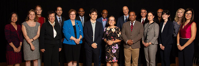 Star faculty honored at academic year kickoff