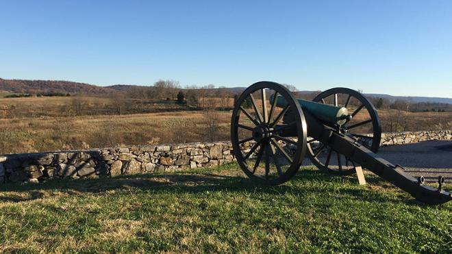 Two UR biologists re-envision historic battlefields