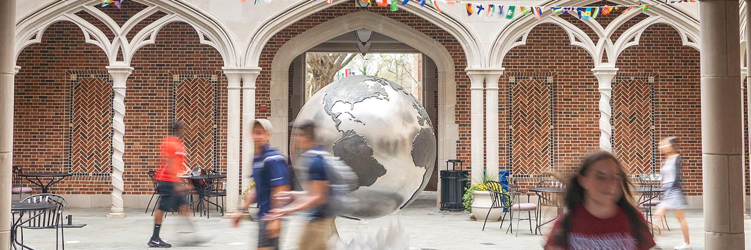 UR ranked as a leading school for international ed