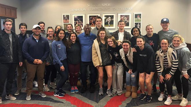 Richmond furthers commitment to student-athlete well-being