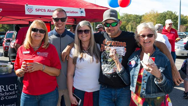 SPCS Homecoming Tailgate Party