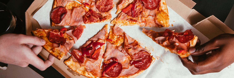SPCS Student Appreciation Pizza - March 25 & 26