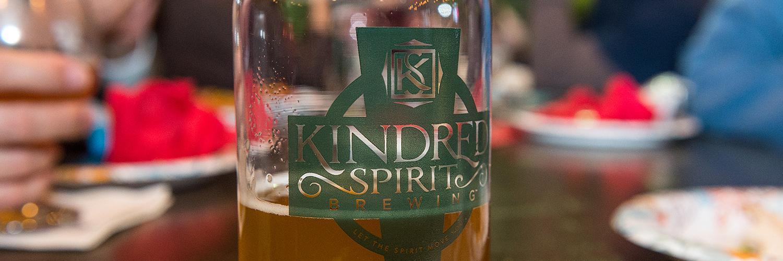 Spiders & Hops: Kindred Spirit Spring Celebration