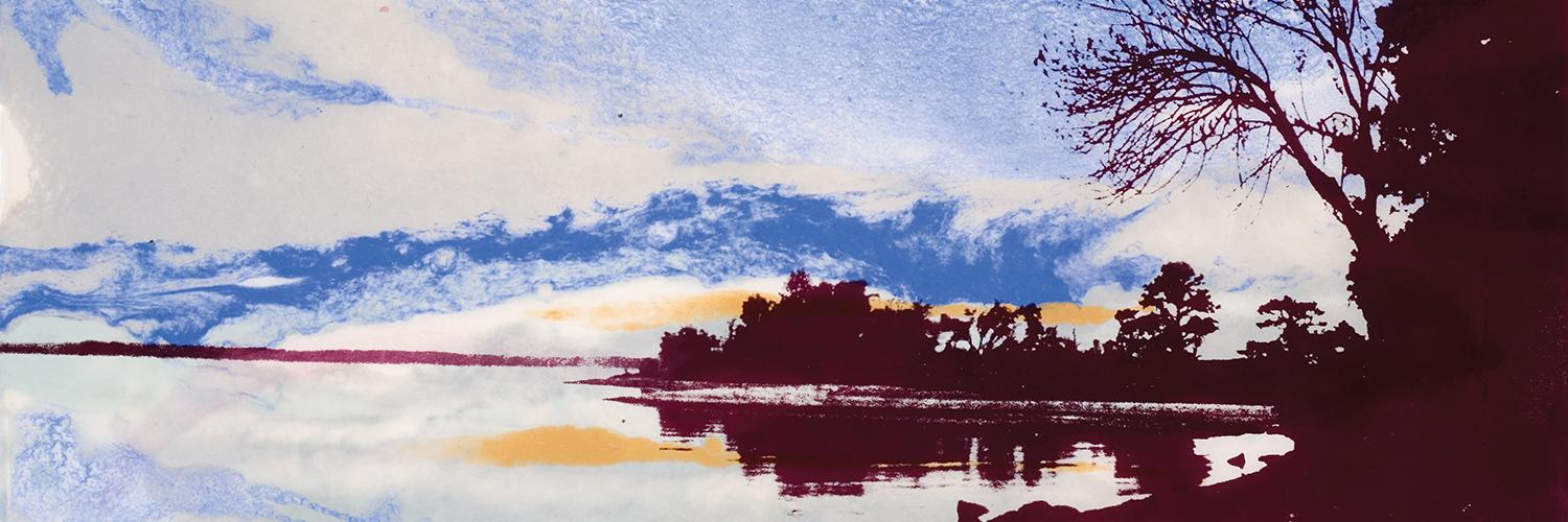 Night and Day the River Flows: Waterscapes from the Harnett Print Study Center Collection