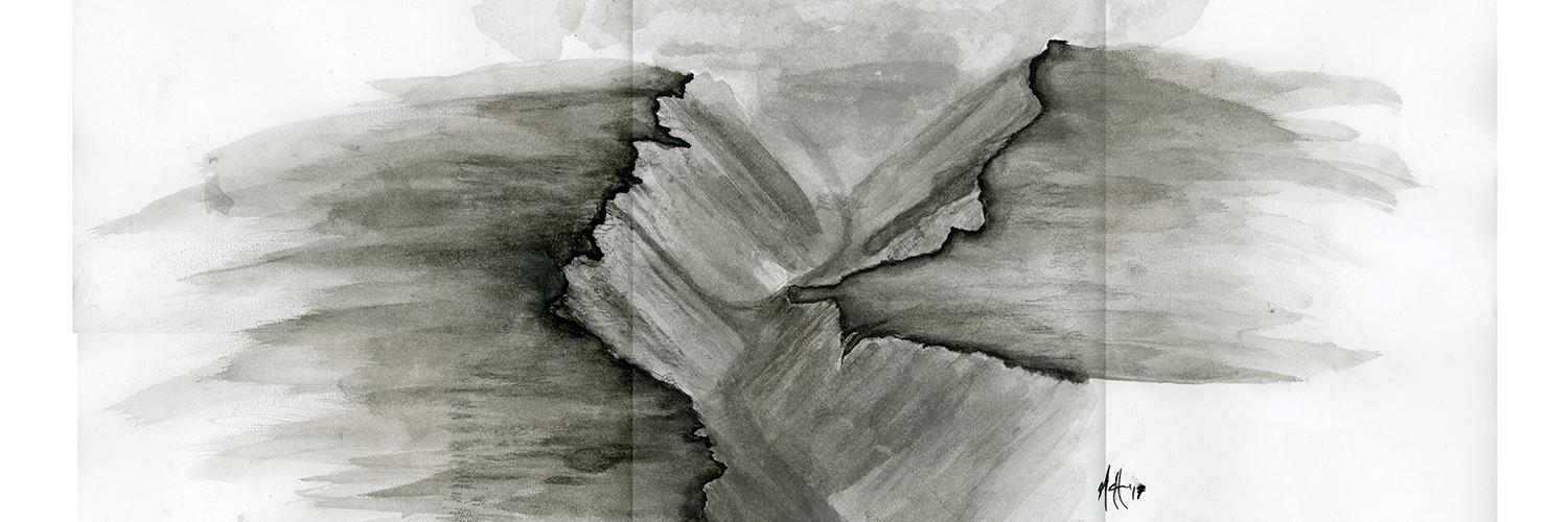 Topography of Sound: Peaks & Valleys Series, New Work by Maria Chavez