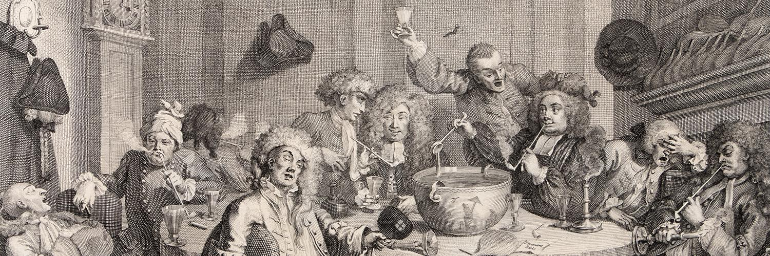 Satire & Social Criticism: Prints by William Hogarth from the Collection