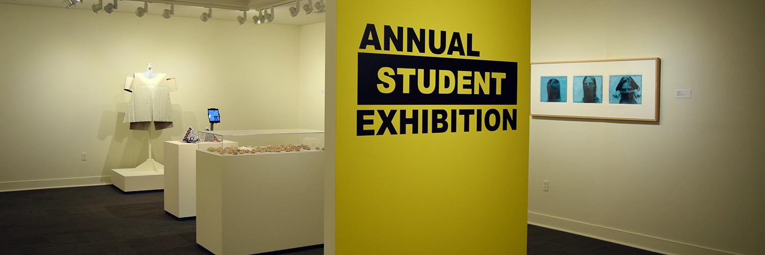 Annual Student Exhibition
