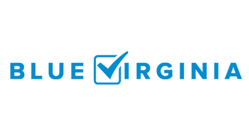 Blue Virginia Logo