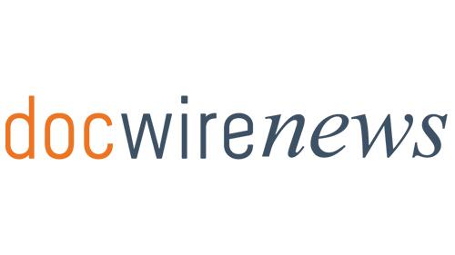 Doc News Wire logo