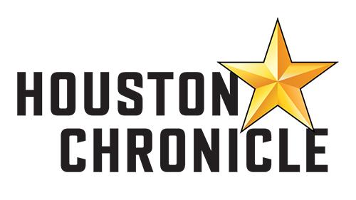 Houston Chronicle logo.