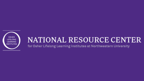 Osher NRC newsletter logo