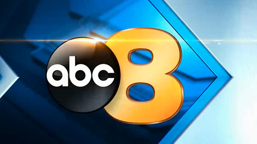 ABC 8 News logo
