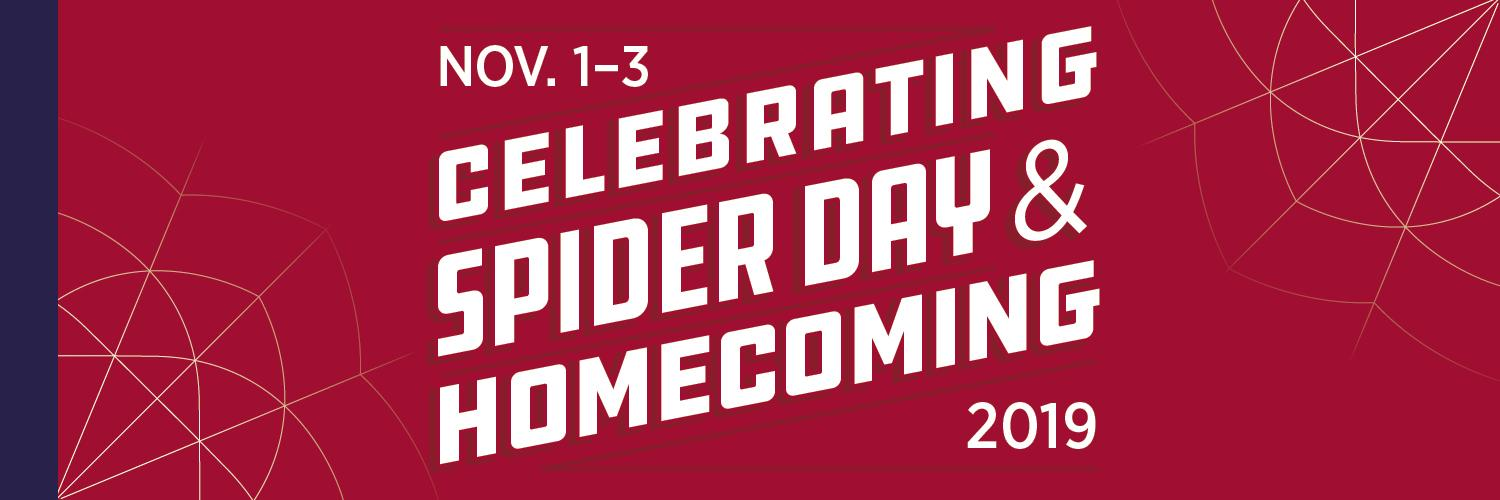 Register for Homecoming Weekend
