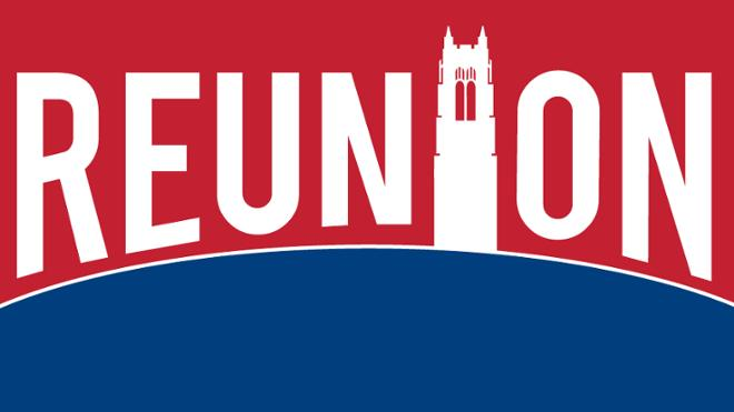 Alumni Reunion Weekend June 2-4
