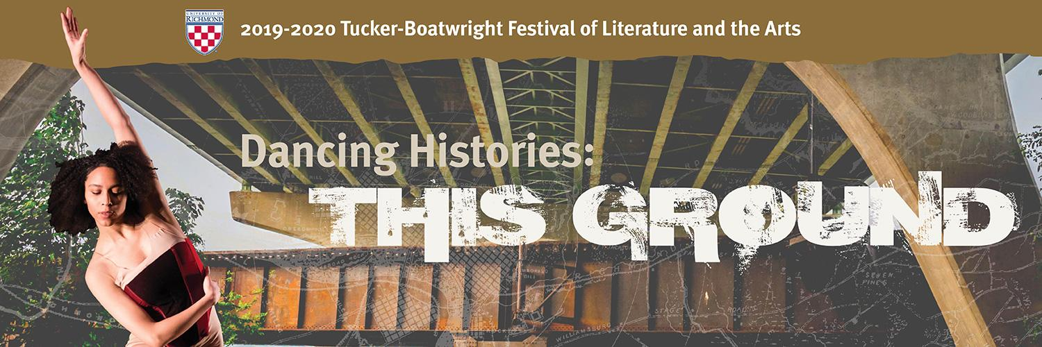 2019-20 UR Festival of Literature and the Arts features performances amplifying Richmond's history