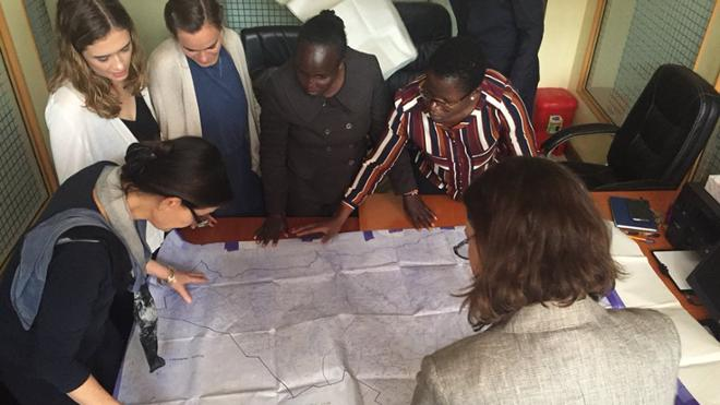 Faculty and Students Research Kenyan Settlement Schemes