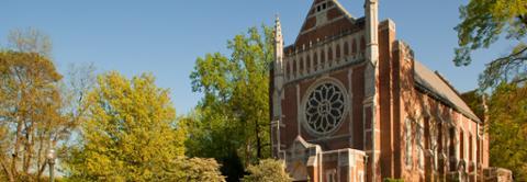 Cannon Memorial Chapel Chaplaincy University Of Richmond