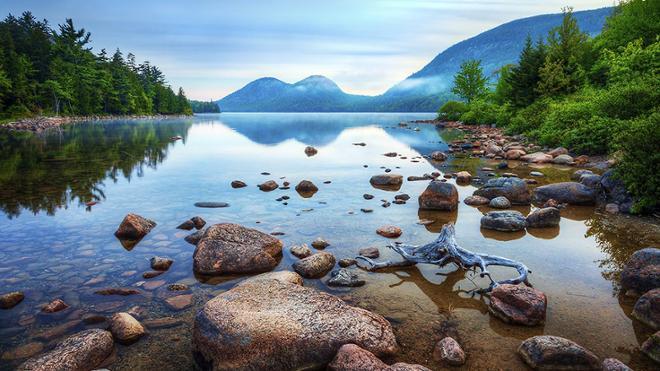 Pilgrimage: Acadia