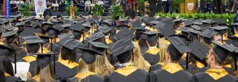 University Of Richmond Graduation 2020.Main Ceremony Commencement University Of Richmond