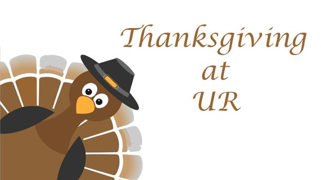 Thanksgiving on Campus