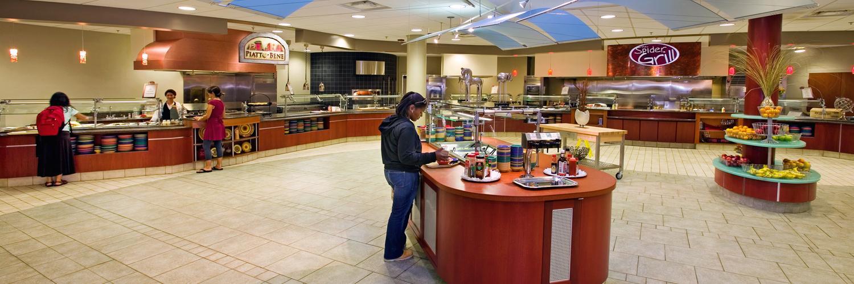 Virginia Mall Food Court