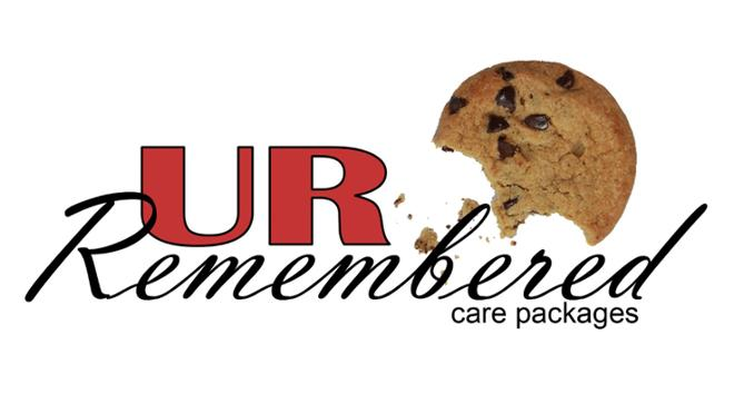 Student Care Packages:  UR Remembered