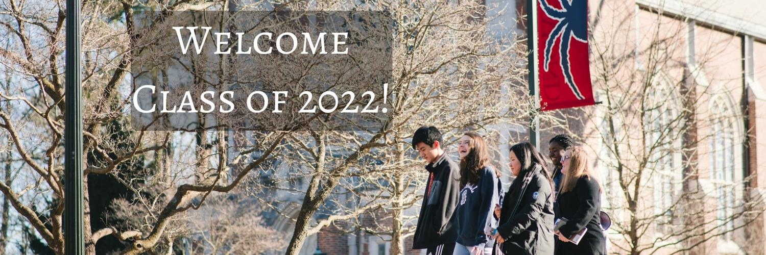 Incoming Students: Transition to College