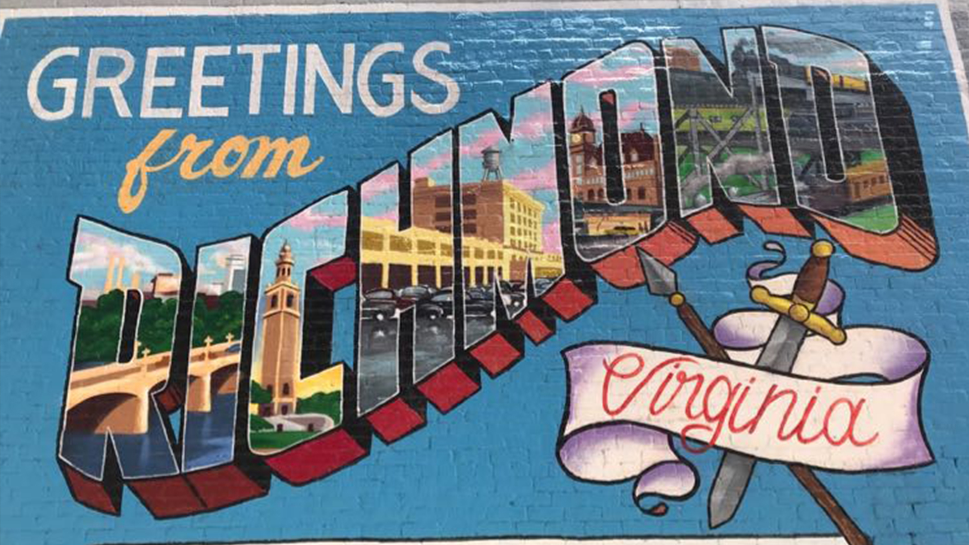 Greetings From Richmond VA