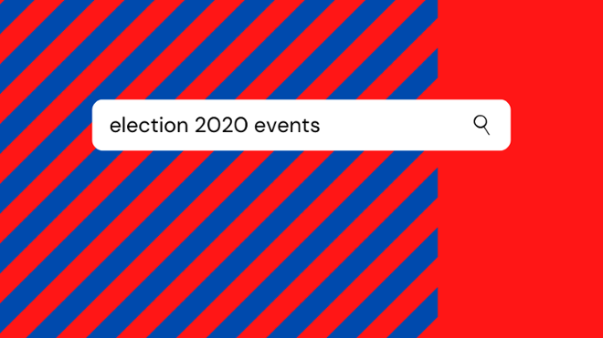 Election night kit registration